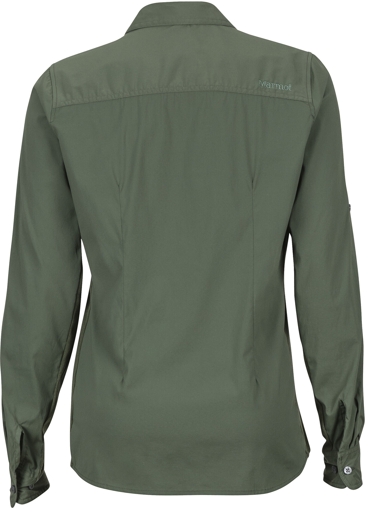 Marmot Wm's Annika LS (Dark Steel) Long Sleeve Outdoor Shirt